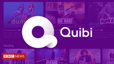 Photo of Quibi: &#039Snackable&#039 video clip app to close following 6 months