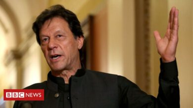 Photo of Pakistan's PM asks Fb to ban Islamophobic material