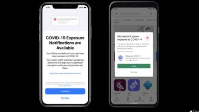 Photo of If you upgraded to an Apple iphone 12 or 12 Professional, you might have to re-permit COVID-19 exposure notifications
