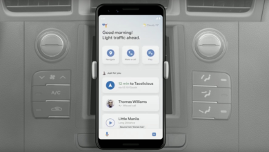 Photo of Google Assistant Driving Mode appears to be coming to Android at previous