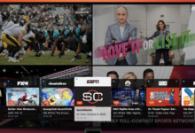 Photo of FuboTV now lets you watch 4 channels at the moment on Apple Television set
