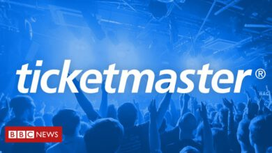 Photo of Ticketmaster fined £1.25m over payment data breach