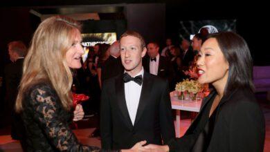 Photo of Previous Chan Zuckerberg Initiative employee information racial discrimination complaint