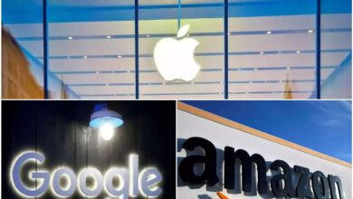 Photo of Apple, Google, Amazon and 25 other technological innovation companies that support lawsuit versus new H-1B visa procedures