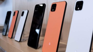 Photo of google pixel 5: Pixel 5's hole between screen and human body is typical design: Google – Latest News
