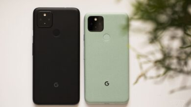 Photo of Black Friday deals on phones: save on the Google Pixel 5, OnePlus 8, and more