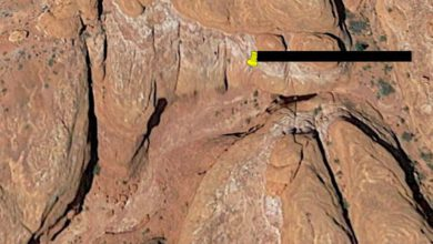 Photo of Even Utah's mysterious monolith may well be no match for Google Earth