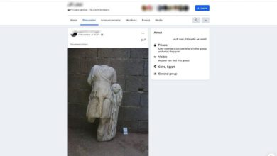 Photo of Facebook is deleting evidence of war crimes, researchers say