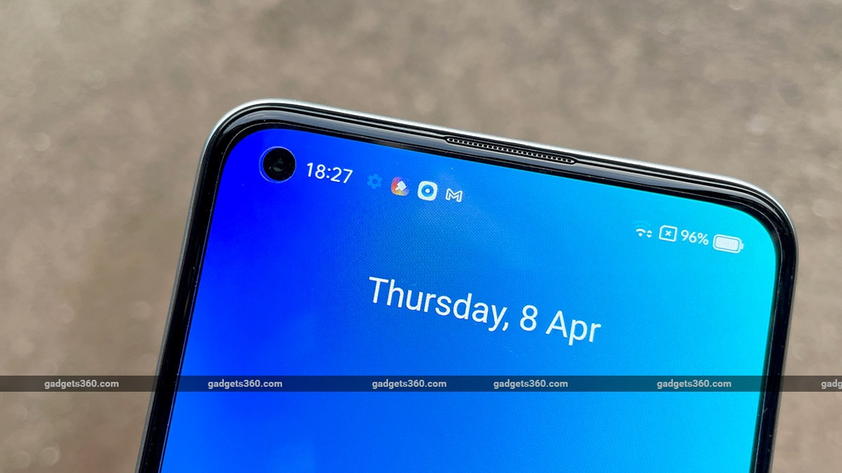 realme 8 pro display holepunch gadgets 360 Realme 8 Pro Review