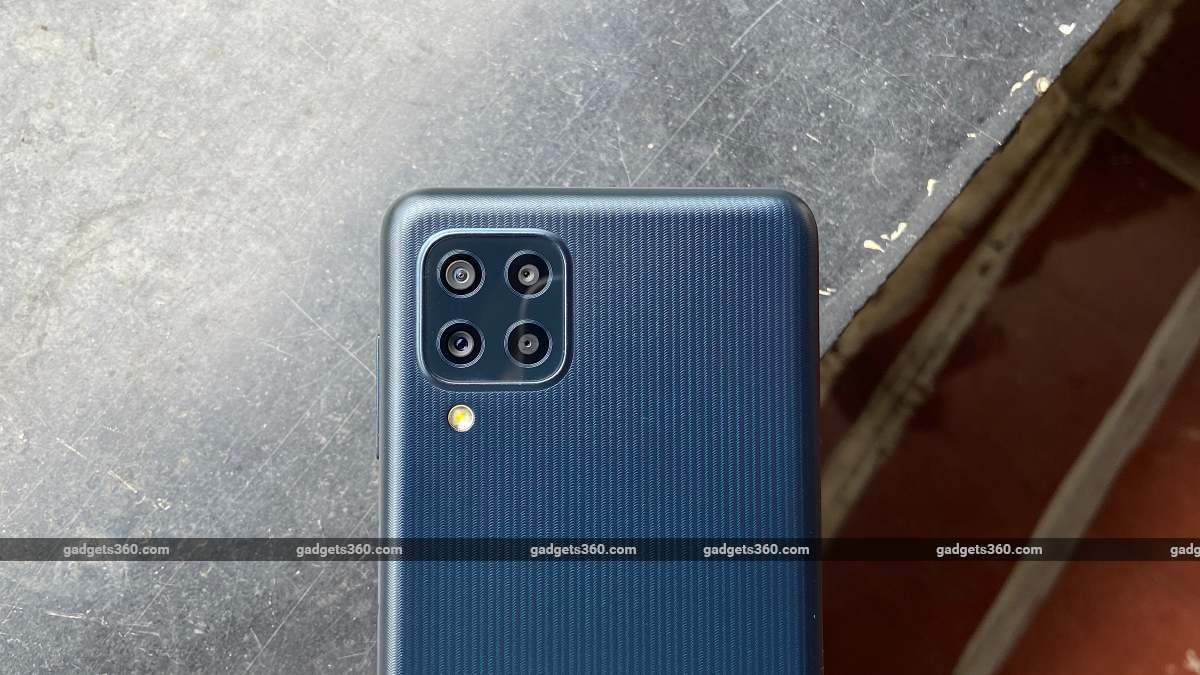Samsung Galaxy F22 back cameras ndtv SamsungGalaxyF22  Samsung